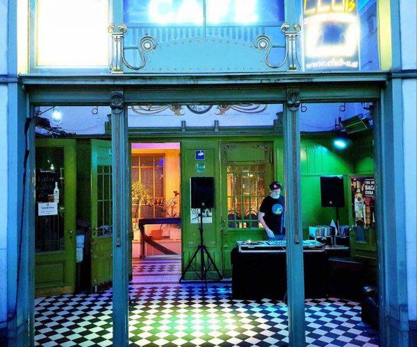 Club-U Dj Nachtclub und Cafe Wien